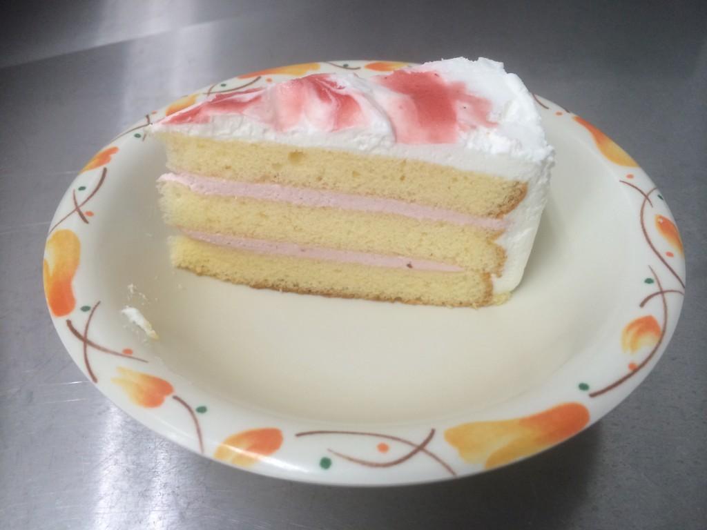 ひなケーキ形