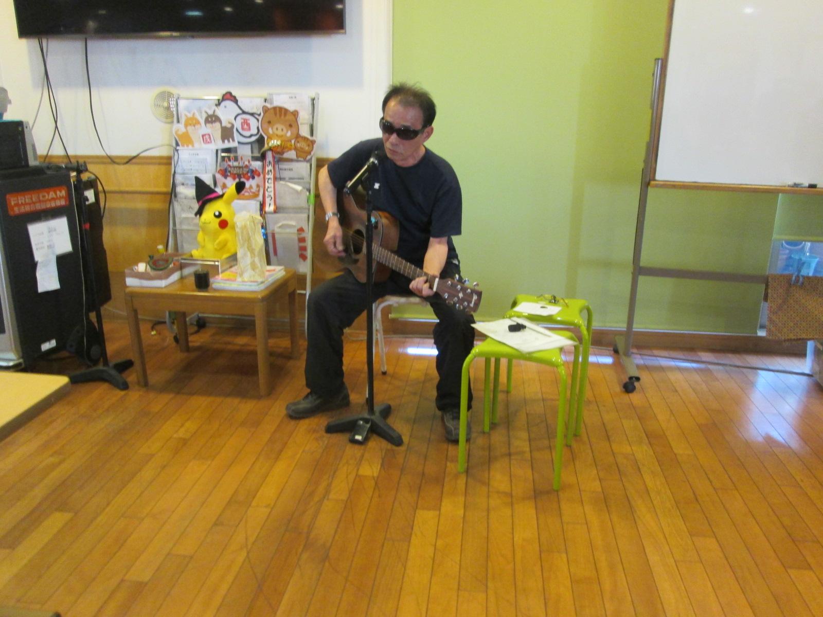 ☆ギター演奏🎸☆