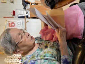 【西4】100歳のお誕生日💐