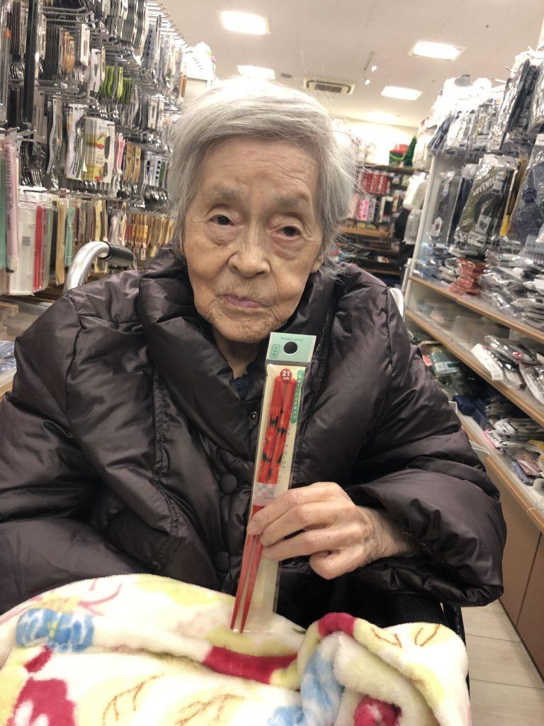【西4丁目】95歳のお誕生日♡
